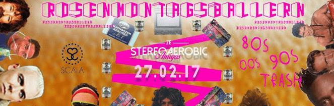 MONTAG | 27.02.17 | ROSENMONTAGSBALLERN